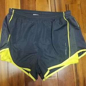 Calvin Klein performance athletic shorts